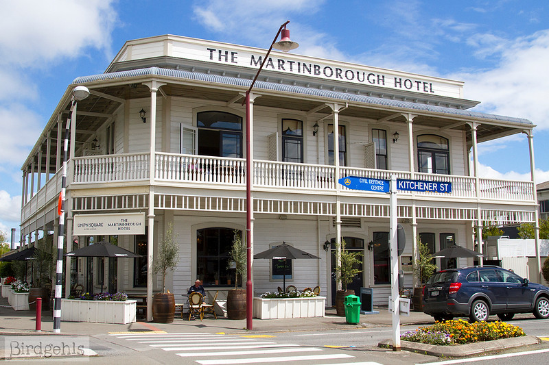 martinborough hotel
