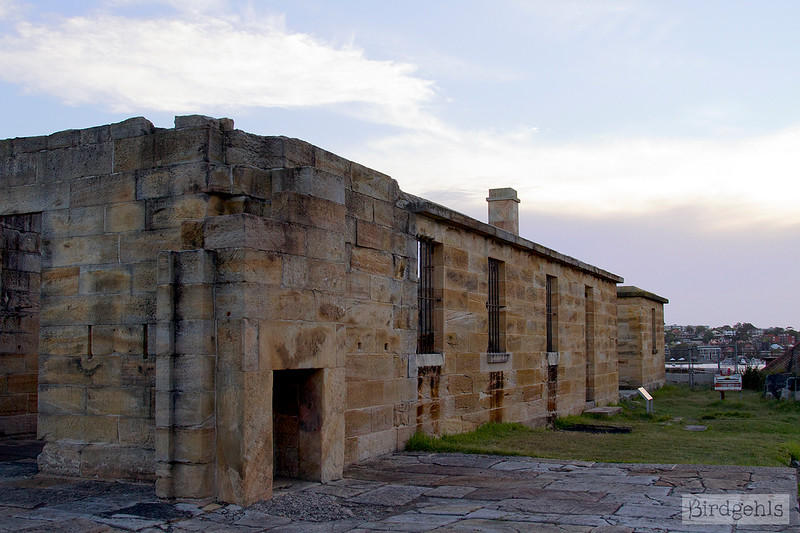 convict precinct cockatoo island sydney
