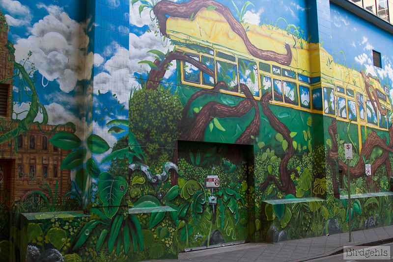 street art gallagher pl
