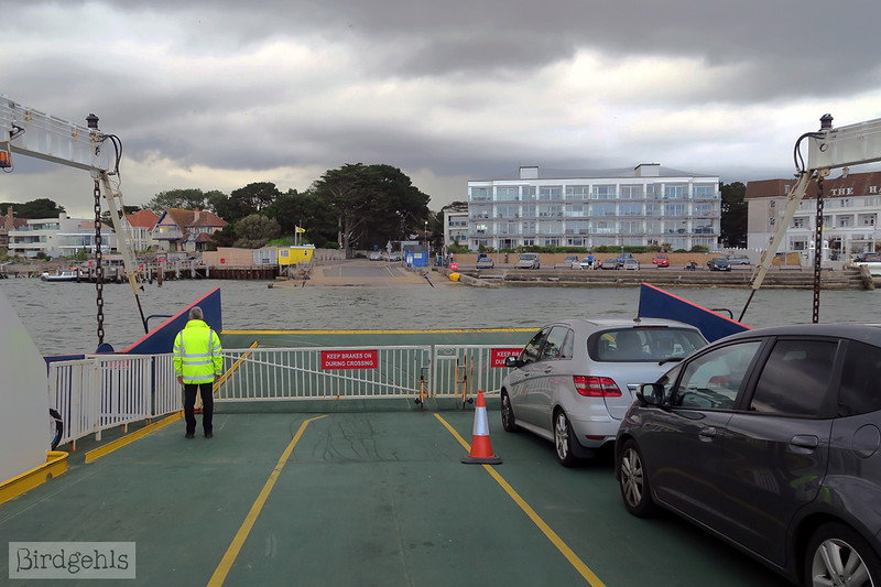 car ferry poole