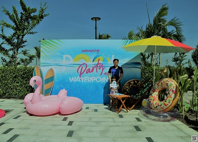 Nam-Long-Group-Le-Ban-giao-nha-du-an-The-Waterpoint-Long-An-Chup-hinh-lay-lien-Su-kien-tai-Long-An-Photo-Booth-Vietnam-WefieBox-instant-print-photo-booth-006
