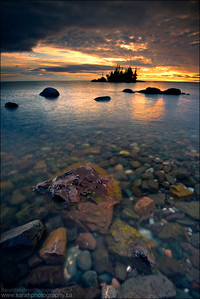 Lake Superior, Ontario.