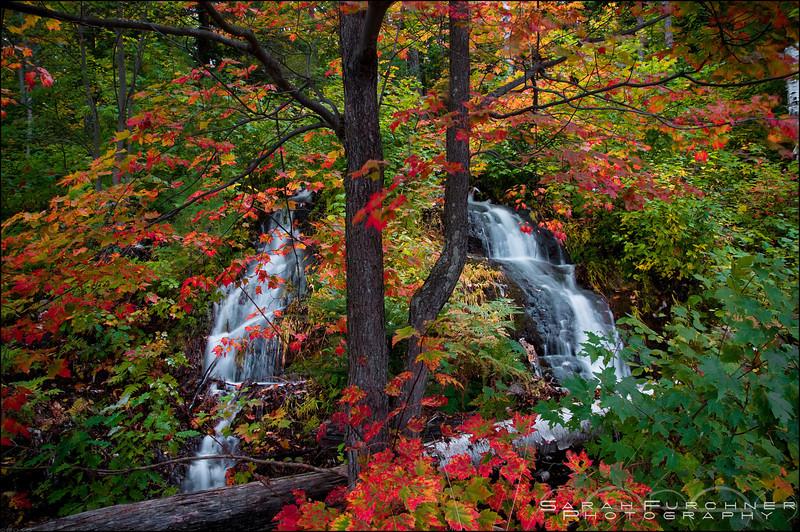 Freeland Lake. Killarney Provincial Park, Ontario.