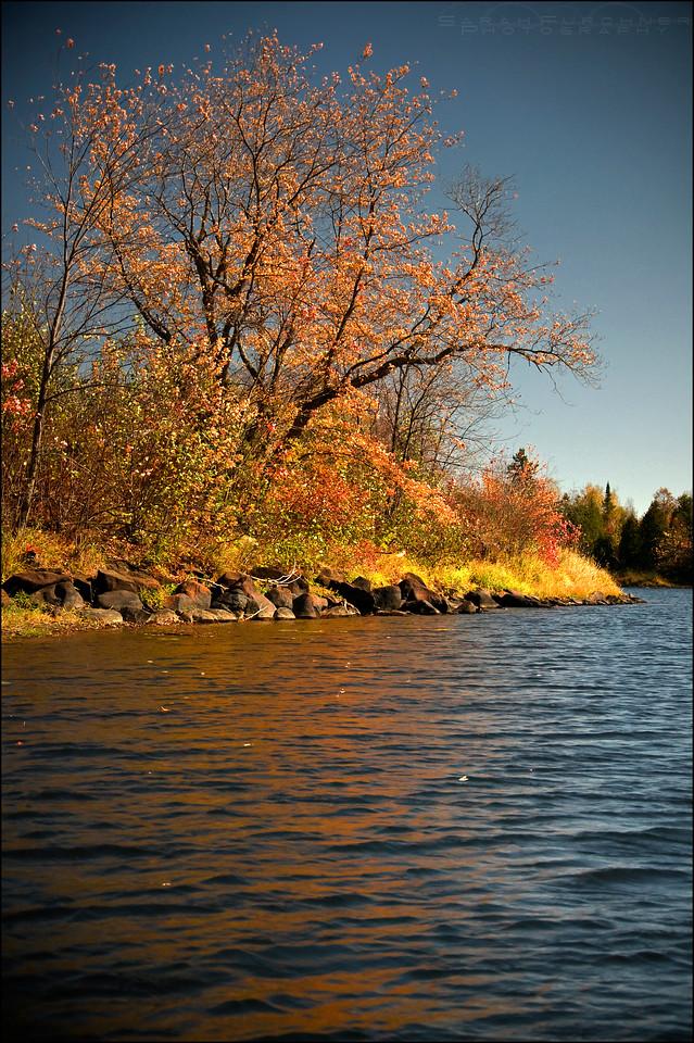 Vermillion River. Sudbury, Ontario.