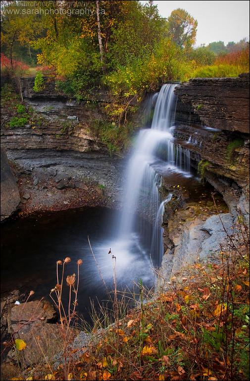 High Falls. Manitoulin Island, Ontario.