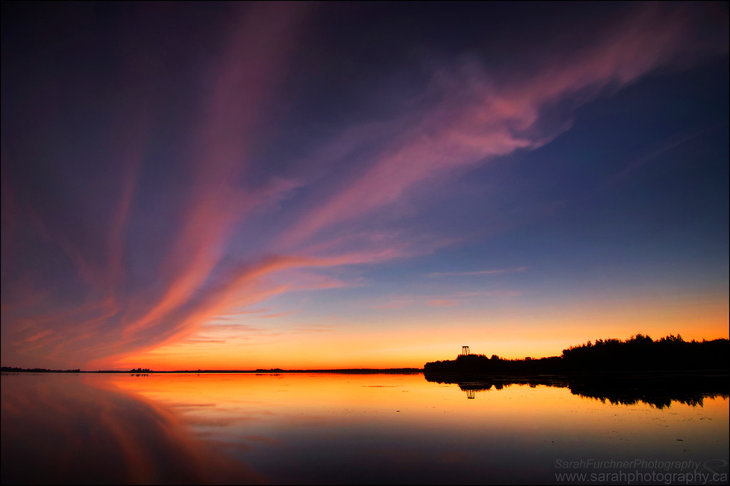 Lake Nipissing, Cache Bay ON.
