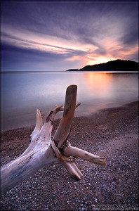 Old Woman Bay, Lake Superior Ontario.