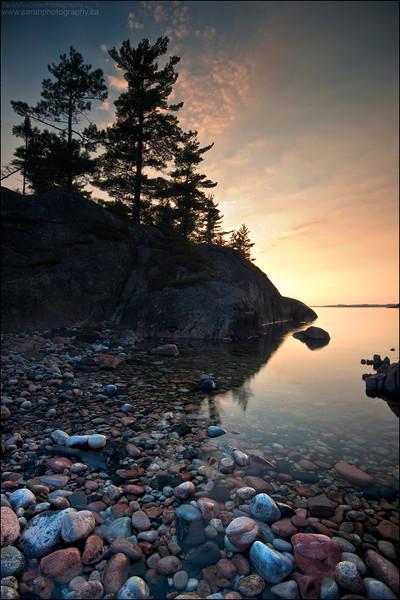 Lake Superior Provincial Park, Ontario.