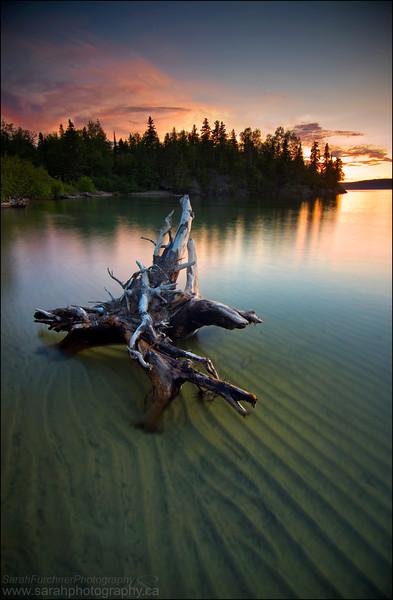 Lake Superior. Neys Provincial Park, ON.