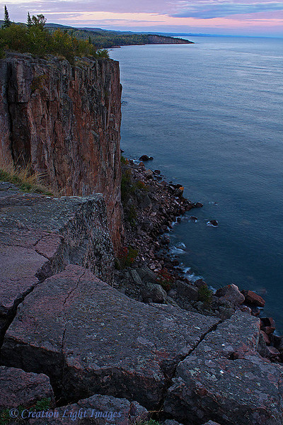 Palisade Head Sunset