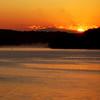 Ft Loudoun Sunrise 2<br /> <br /> A close look will reveal a couple of fishermen enjoying the sunrise.