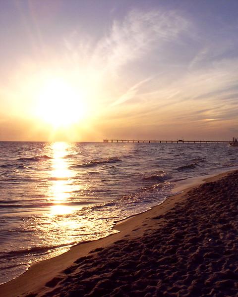 Sunset Pier<br /> <br /> Panama City Beach, Florida
