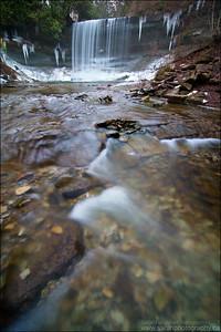 Bridal Veil Falls. Kagawong, Ontario.