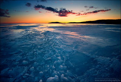 Michipicoten Bay, Lake Superior Ontario.