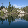 Gold Lake Reflection #2