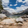 _MG_3243  Clouds make for a beautiful day on Tenaya Lake in Yosemite National Park