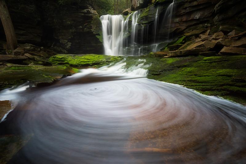 Swirl Monster