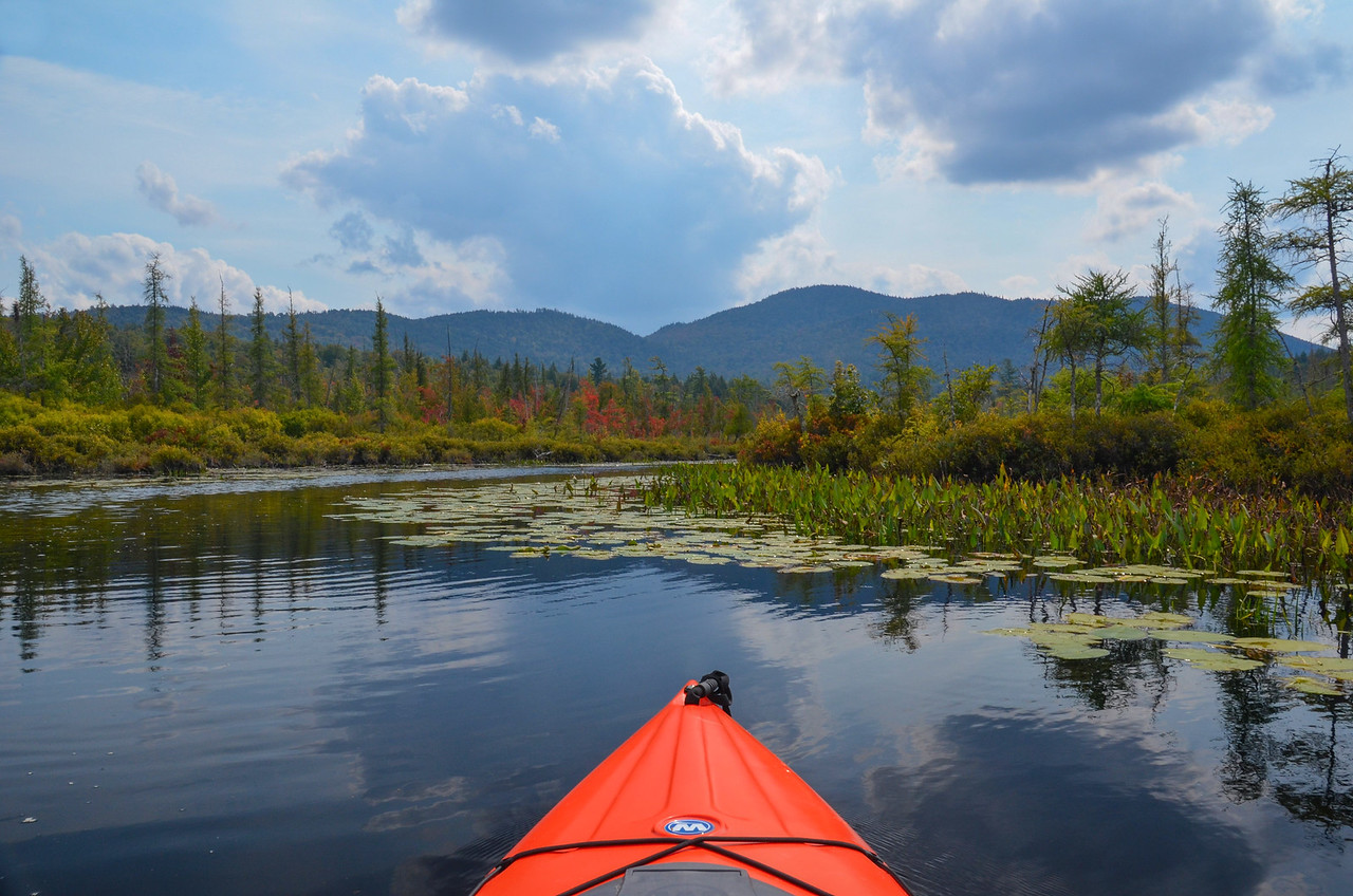 Paddling Through the Adirondacks