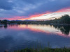 Evening Light over Lake Loveland