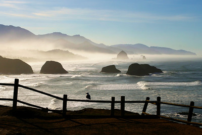Canon Beach at Sunrise