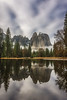 Yosemite National park Cathedral Peaks