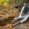 B. Reynolds Falls, Ricketts Glen State Park, Pennsylvania.
