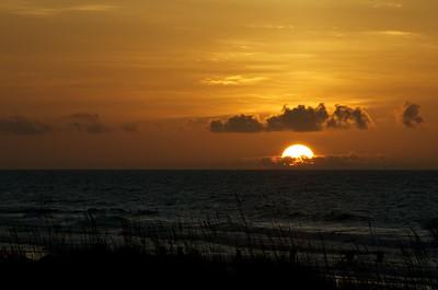 Sunrise @ Folly Beach 2