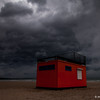 Thunder storm April 7th in Hoek van Holland