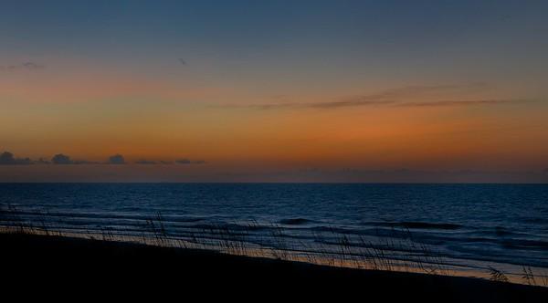 Sunrise @ Folly Beach 2010 3