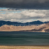 Pyramid Lake, Winter Clouds