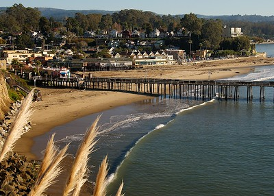Morning in Capitola