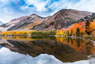 Autumn at North Lake