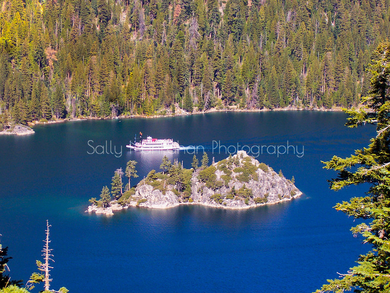 Emerald Bay-Lake Tahoe