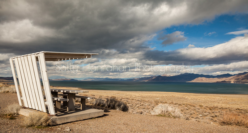 Pyramid Lake Rest Area