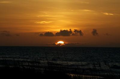 Sunrise @ Folly Beach