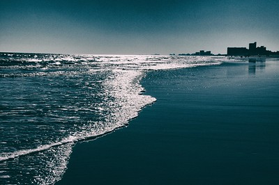 Shimmering Beach