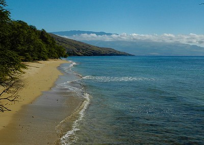 A View to Haleakala