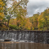 Glade Creek Grist Mill Dam