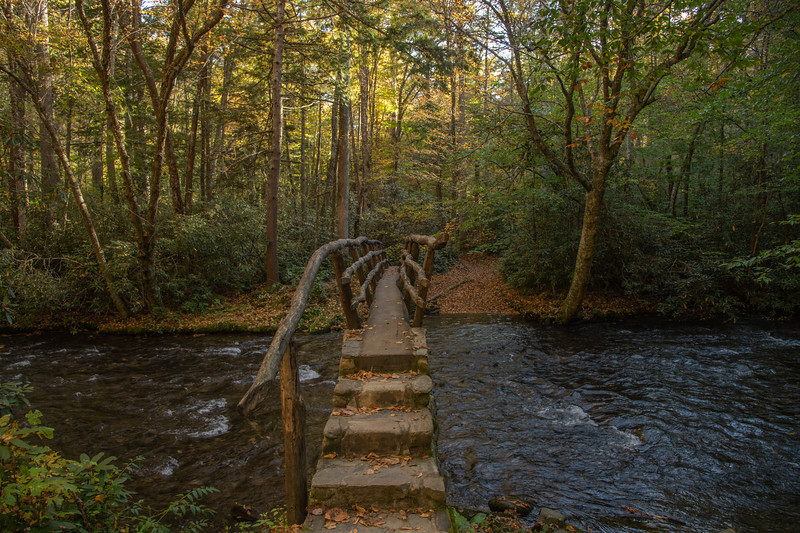 Crossing At Palmer Creek