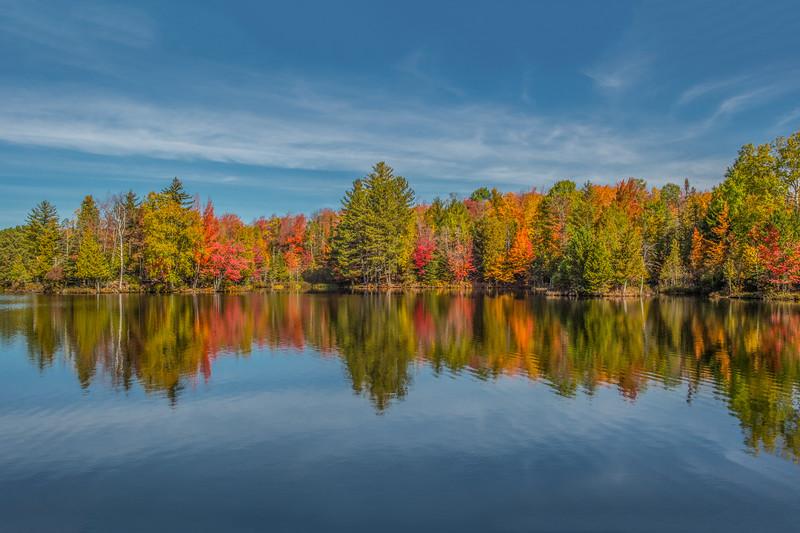 Autumn at Mirror Lake II
