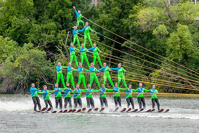 Waterski - Aquanits Ski Team - August 13, 2016 - Nationals