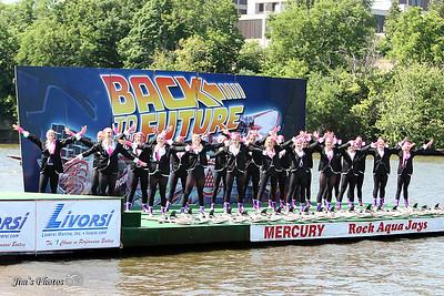2011 Rock Aqua Jays Waterski Team