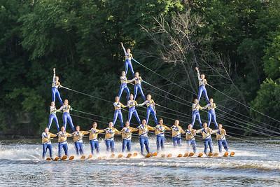 2014 Rock Aqua Jays Waterski Team