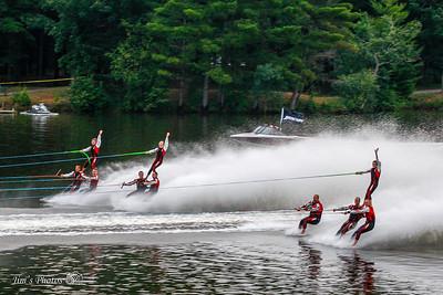 Rock Aqua Jays - 2014 State Waterski Tournament