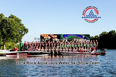 Rock Aqua Jays - 2014 Team Photos