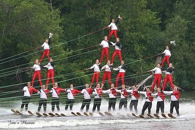 Mad-City Ski Team - June 24, 2007 Mercury Marine Tournament