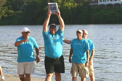 Mad-City Ski Team - Aug 10, 2007 Team Jump & Awards