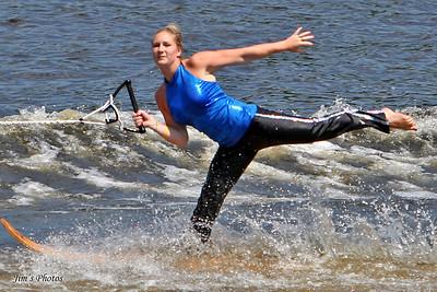 Mad-City Ski Team - July 10, 2010 - State Practice