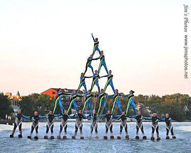 Mad-City Ski Team - First 5 High Pyramid