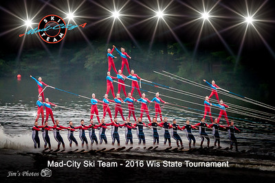 2016 Mad-City Ski Team